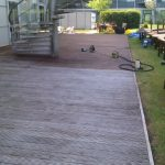 deck staining Symantec UK Ltd Reading